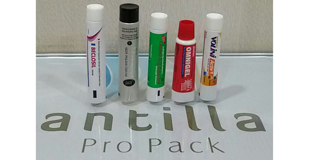 Pharma Packaging Lami Tubes