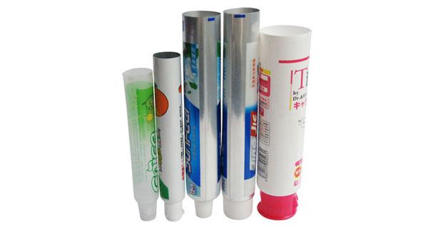 Plastic Packaging Lami Tubes