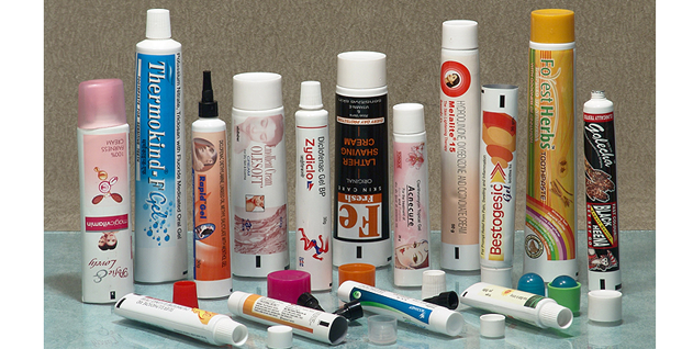 Printed Packaging Lami Tube